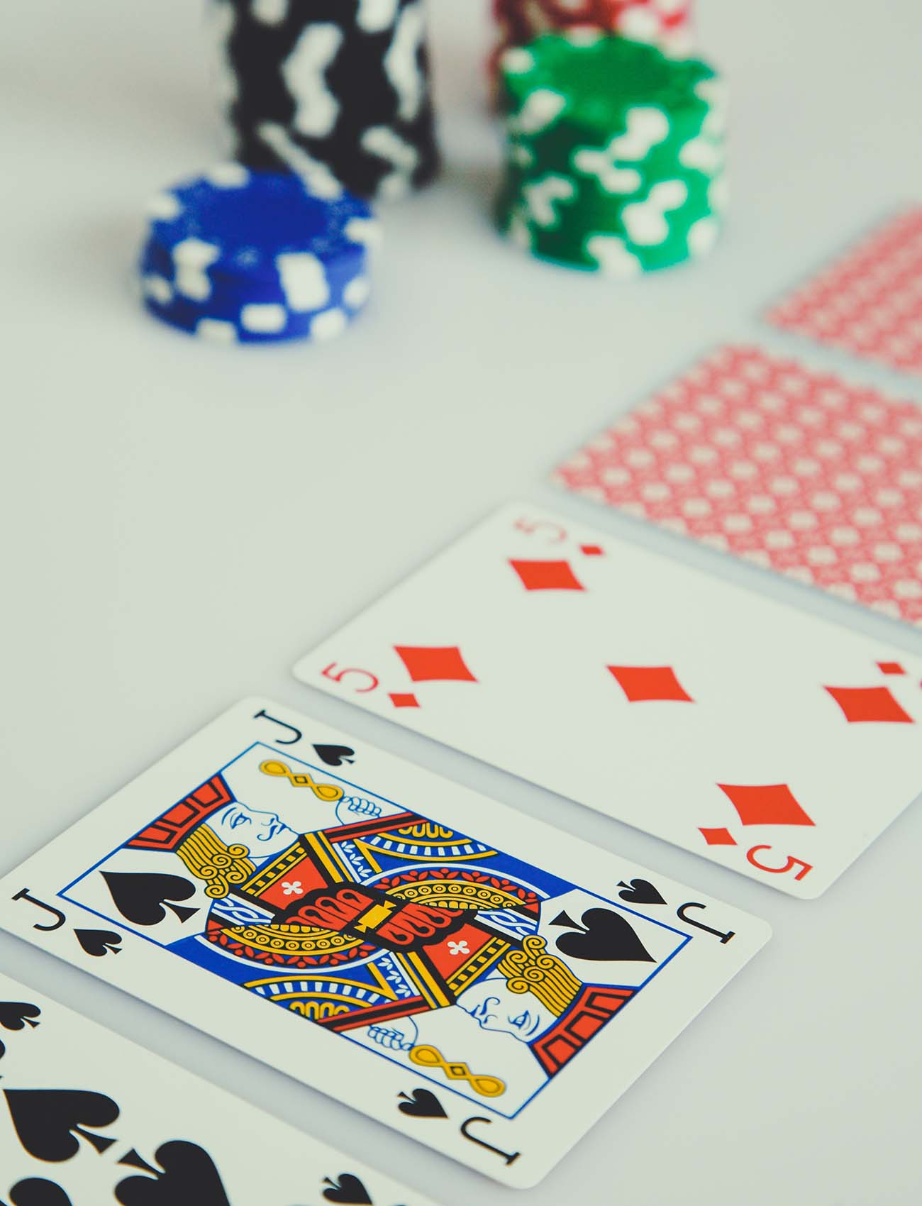 Gambling Resources Playing Cards And Chips